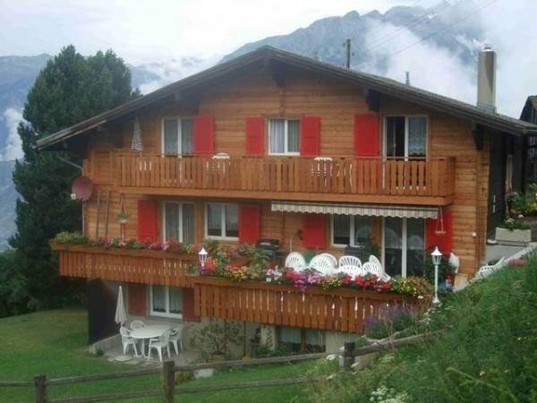 Hotel Christania OG+EG - Bürchen