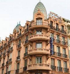 Hotel Kyriad - Nice Gare