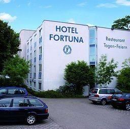 Hotel Fortuna Am Stadtgarten