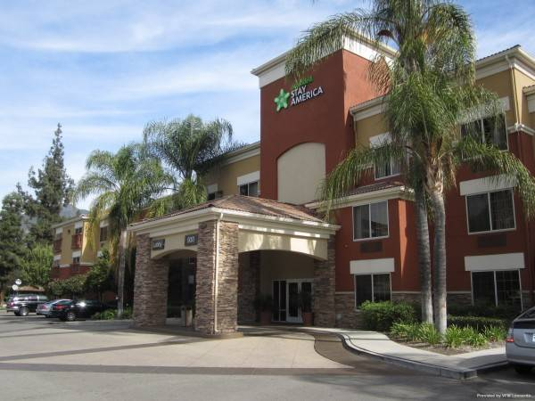 Hotel Extended Stay America Monrovia