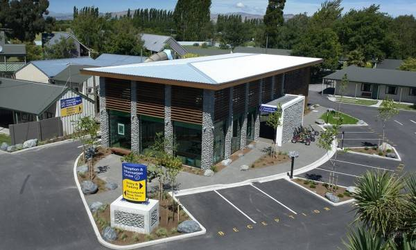 Hotel Christchurch TOP 10 Holiday Park