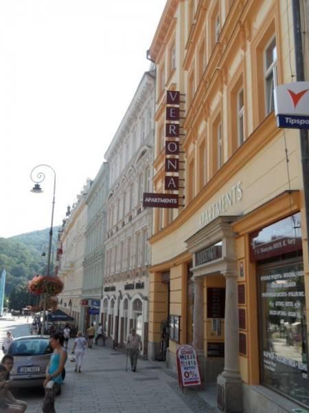 Hotel Apartments Verona Karlovy Vary
