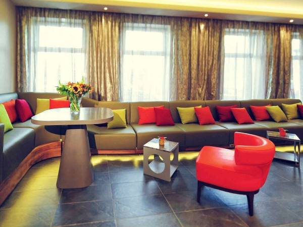 Hotel Mercure Moscow Baumanskaya