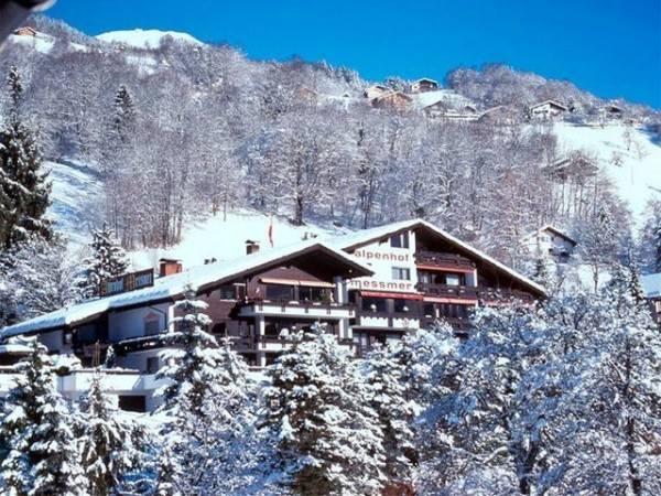 Hotel Alpenhof Messmer
