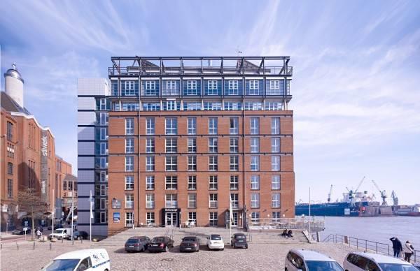 GINN Hotel Elbspeicher