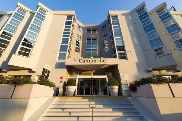 Hotel Campanile Reims Centre Cathédrale