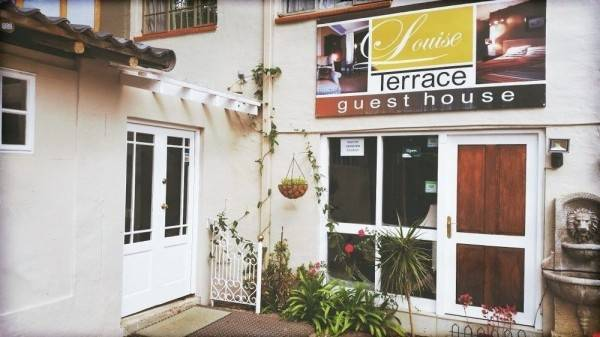 Hotel Rivonia Guest House Louise Terrace