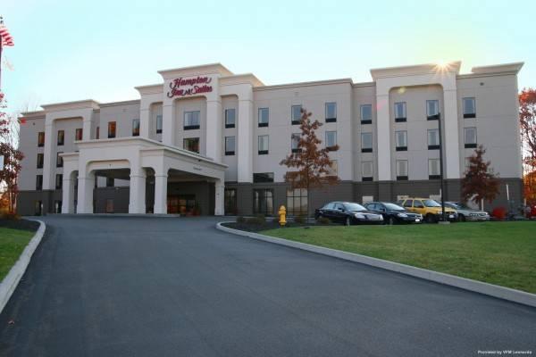 Hampton Inn and Suites Jamestown