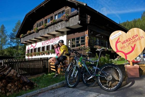Hotel Feriendorf KIRCHLEITN - Dorf GROSSWILD
