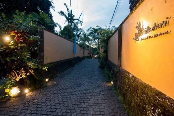 Hotel Bidadari Private Villas & Retreat