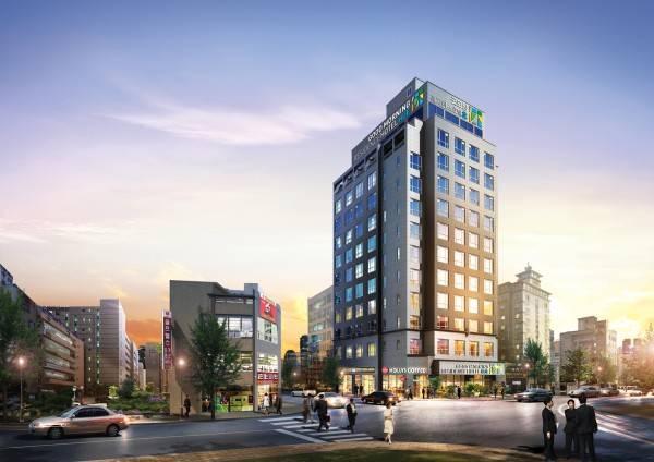 Hotel Good Morning Residence Hue Daejeon