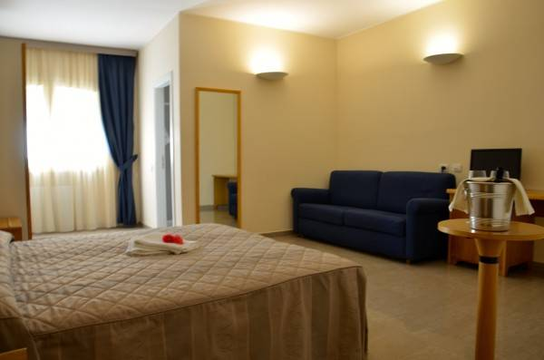 Hotel Villa Maria Borgo