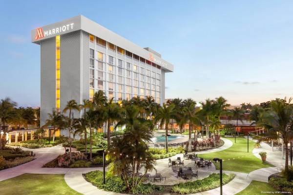 Hotel Miami Airport Marriott