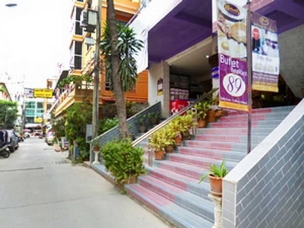 Hotel Sawasdee Sabai, Pattaya