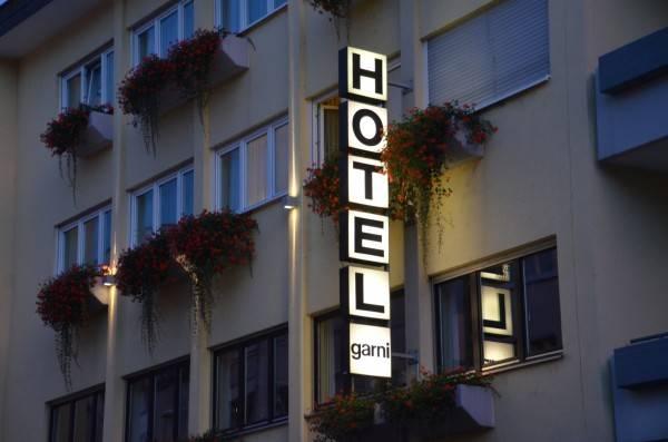 Hotel Oberrhein Garni