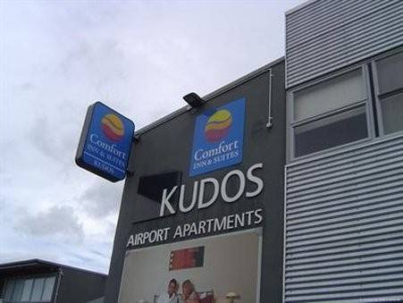 Comfort Inn and Suites Kudos