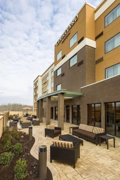 Hotel Courtyard Stafford Quantico