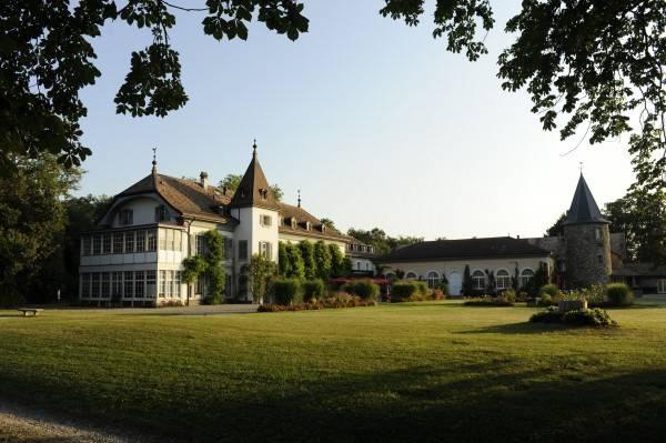 Hotel Château de Bossey Institut Oecuménique