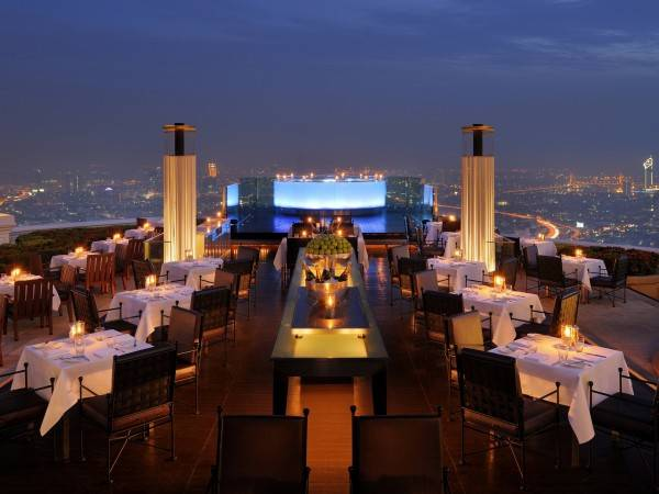 Hotel Lebua at State Tower