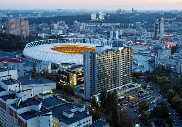 Premier Hotel Rus Русь