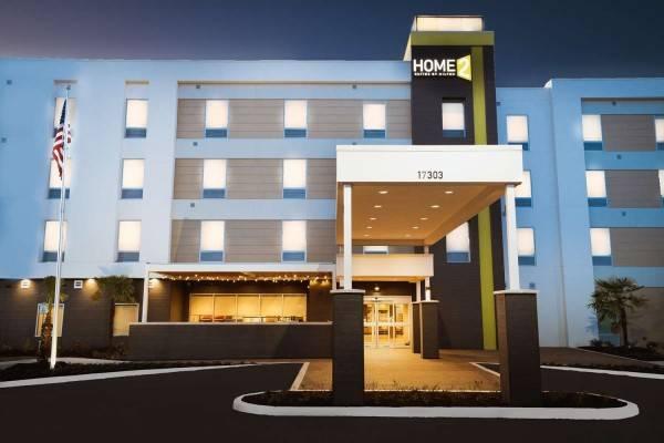 Hotel Home2 Suites by Hilton San Antonio at t