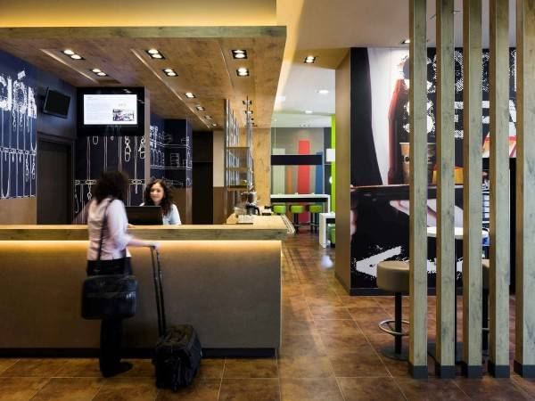 Hotel ibis budget Sevilla Aeropuerto