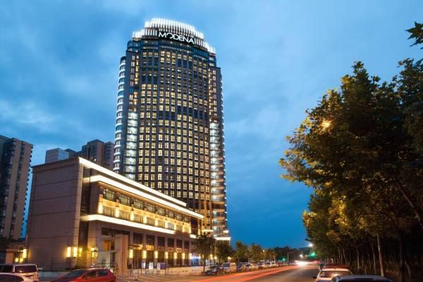 Hotel Modena Zhuankou Wuhan