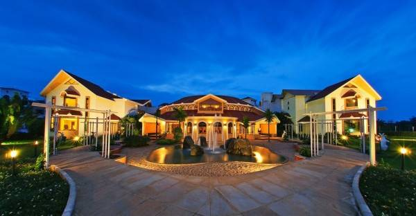 Hotel Clarks Exotica Convention, Resort & Spa