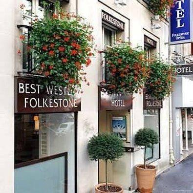 Hotel BEST WESTERN Folkestone Opera