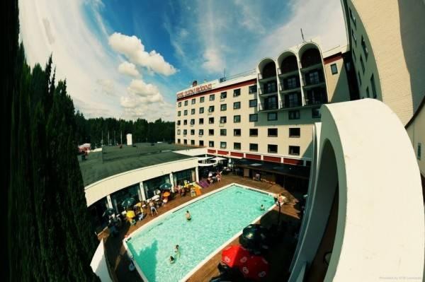 Hotel BEST WESTERN GUSTAF FRODING HT