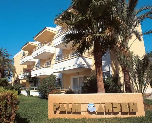 Hotel Palm Garden Apartments