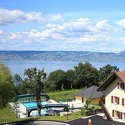 Hotel Park & Suites Evian Lugrin Résidence de Tourisme