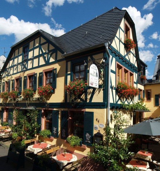 Zum Grünen Kranz Historisches Hotel