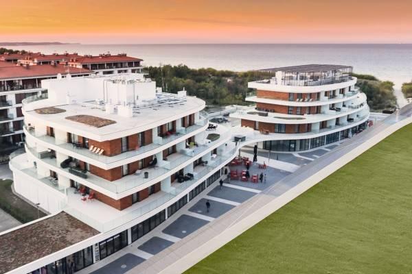 Hotel Baltic Park Molo Apartments by Zdrojowa