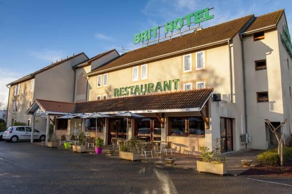 Brit Hotel Agen – L'Aquitaine
