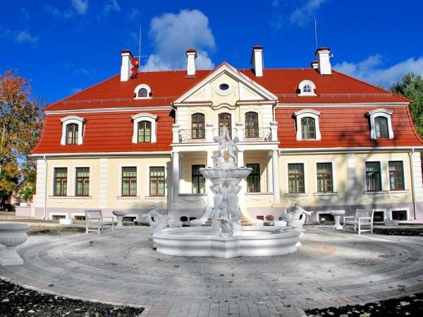 Hotel Sventes Muiza