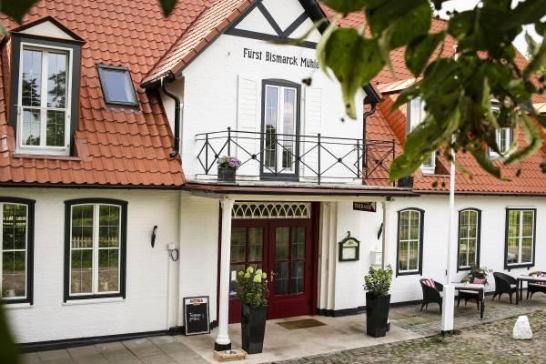 Hotel Fürst Bismarck Mühle