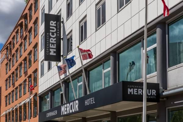 Hotel Copenhagen Mercur