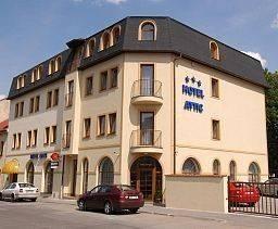 Hotel Attic