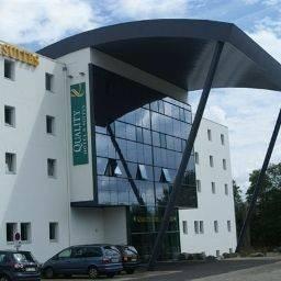 Hotel Quality Suites Nantes Beaujoire