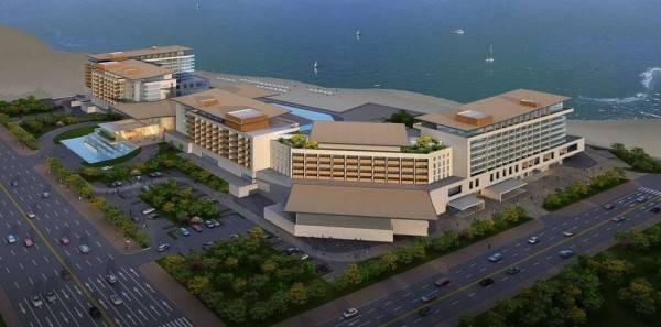 Hotel Le Méridien Qingdao West Coast Resort