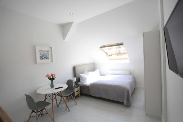 Hotel Zollikof Aparts Sauna & Studioapartments
