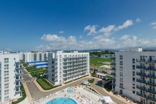 Apart Hotel Imeretinskiy Pribrezhniy Kvartal