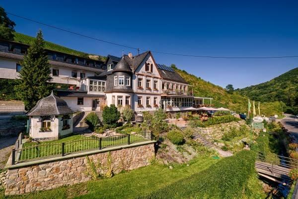 Hotel Weinberg Schlößchen