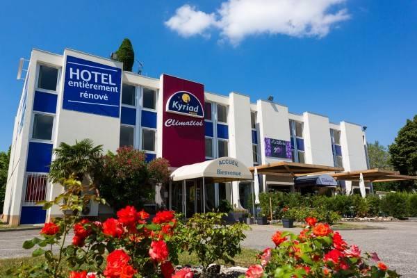Hotel Kyriad Grenoble Sud Eybens – Parc des Expositions