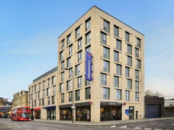 Hotel TRAVELODGE LONDON HACKNEY