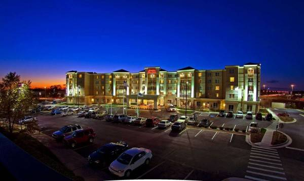 Hampton Inn - Suites Washington-Dulles Intl Airport