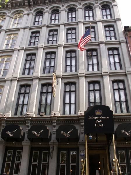 Best Western Plus Independence Park Hotel