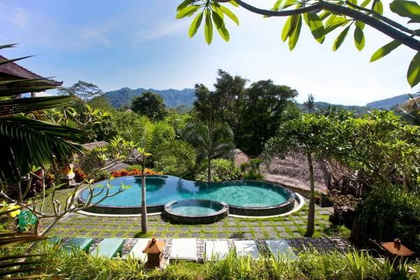 Hotel Teras Bali Rice Terrace Bungalows and Spa
