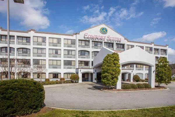 Hotel Comfort Suites Lumberton